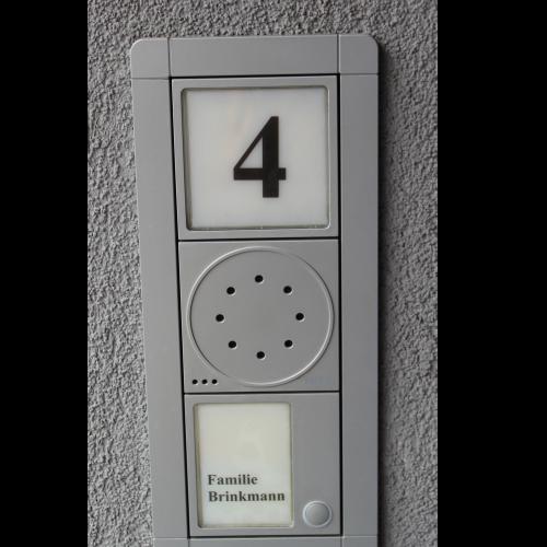 Klingelanlage Sprechanlage Gundelfingen Sanierung Elektrotechnik Brinkmann Mikosch Freiburg