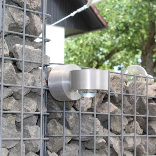 Außenanlage Garten Außenleuchten Außenlampen Gundelfingen Sanierung Elektrotechnik Brinkmann Mikosch Freiburg