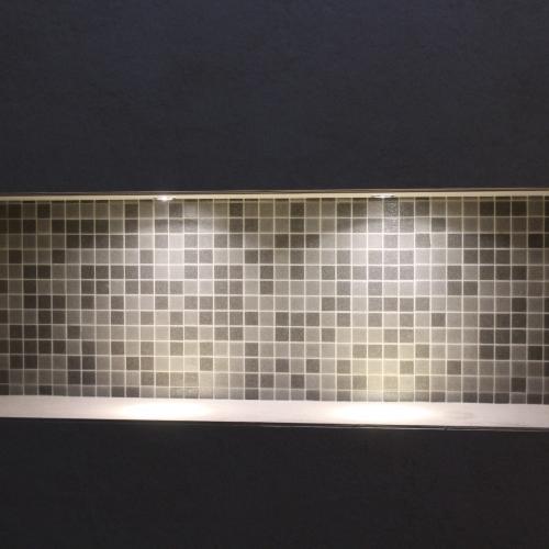 Badumbau Sanierung Akzentbeleuchtung Strahler Dusche Kollnau Brinkmann Elektro Elektrotechnik Gundelfingen
