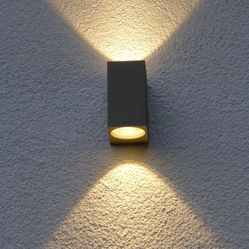 Außenstrahler Außenbeleuchtung Strahler Lichttechnik Elektrotechnik Freiburg Brinkmann Mikosch Gundelfingen