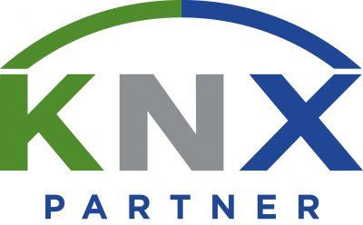 Wir sind zertifizierte KNX-Partner